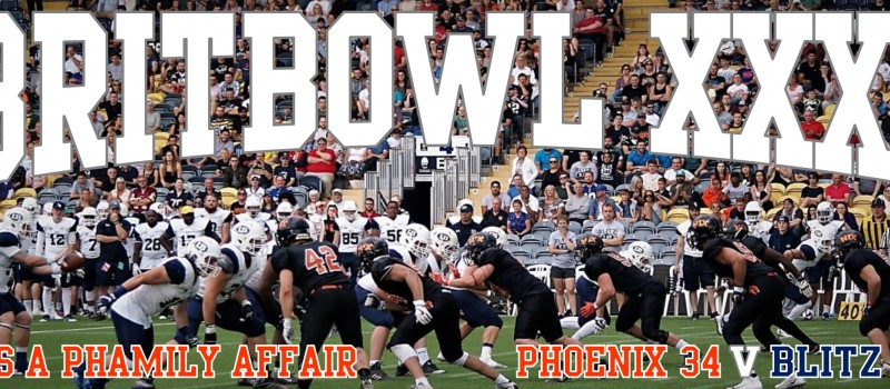 Britbowl XXXI…It's A Phamily Affair