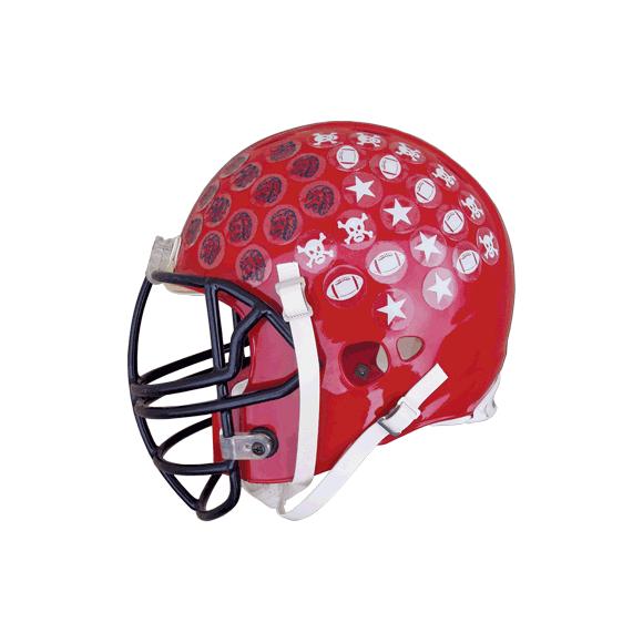 Masque pour Riddell Revo de la Vitesse Et de la Fondation