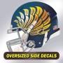 Gesichtsmaske für Riddell Revo Speed & Foundation