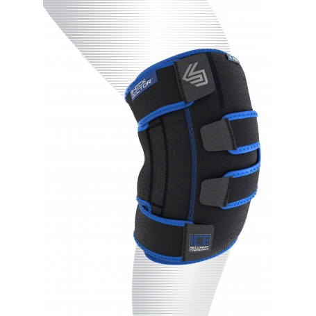 Shock Doctor Eis Recovery Compression Knee Wrap
