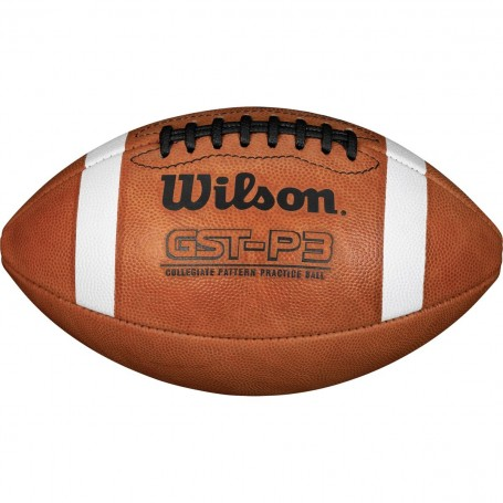 Wilson GST Leather Practice Ball