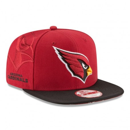 Arizona Cardinals Sideline Originale Adatta 9Fifty Snapback
