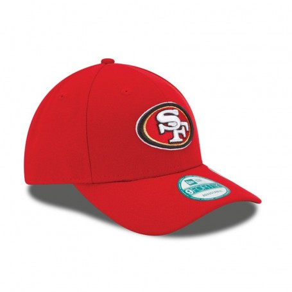 San Francisco 49ers NFL League 9Forty Cap
