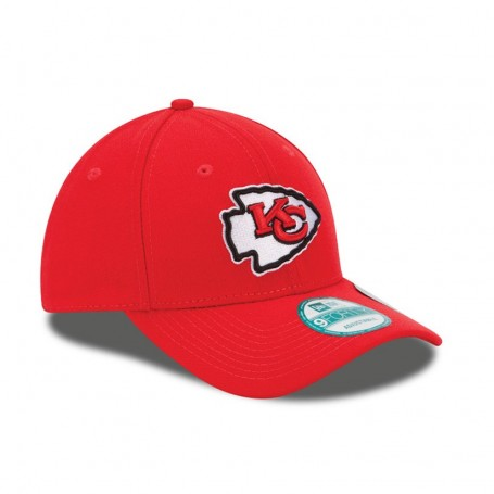 quality design d75cf 7161f Kansas City Chiefs NFL League 9Forty Cap