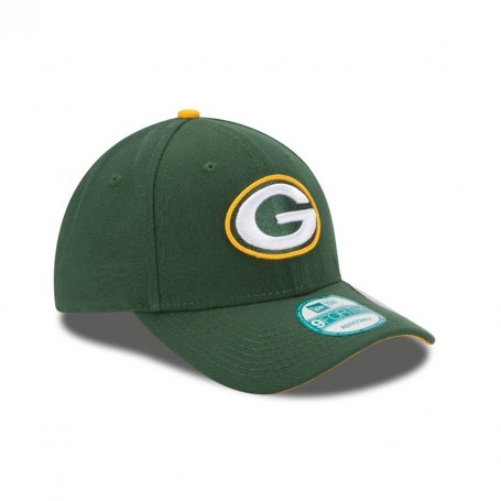 Green Bay Packers NFL League 9Forty Cap