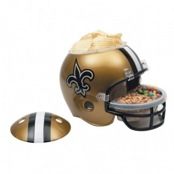 New Orleans Saints Snack-Helm