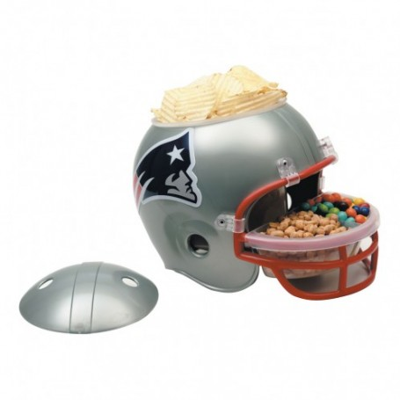New England Patriots Snack-Helm