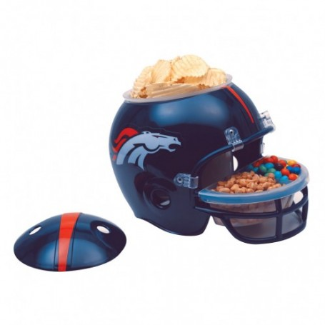 Denver Broncos Snack-Casque