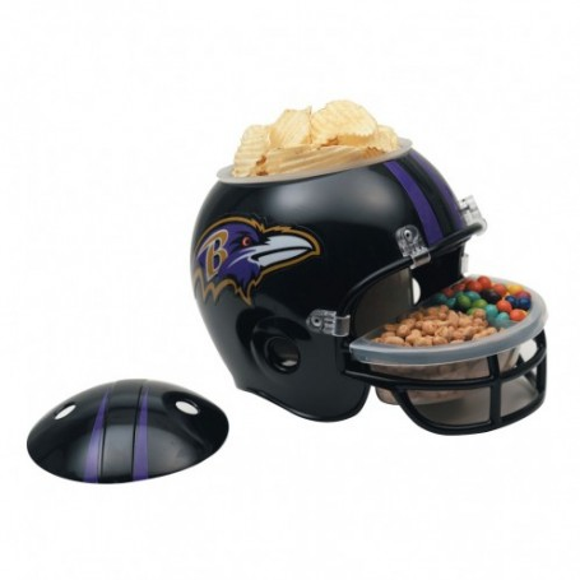 Baltimore Ravens Snack-Helm