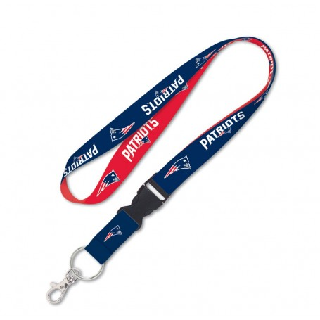 "New England Patriots 1"" Cordino w/ Fibbia Staccabile"