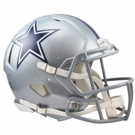 Dallas Cowboys Full-Size Riddell Revolution Speed-Authentic Replica-Helm