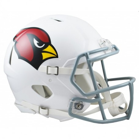 Arizona Cardinals Full-Size Riddell Revolution Speed Authentic Helmet