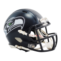 Seattle Seahawks Replica Mini Speed Helmet