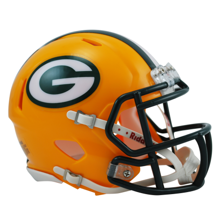 5318f976aed Green Bay Packers Replica Mini Speed Helmet