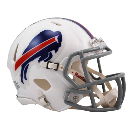 Buffalo Bills Replica Mini Speed Helmet