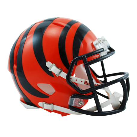 Cincinnati Bengals Replica Mini Speed Helmet