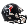 Houston Texans Replica Velocità Mini Casco