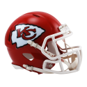 Kansas City Chiefs Replica Mini Speed Helmet