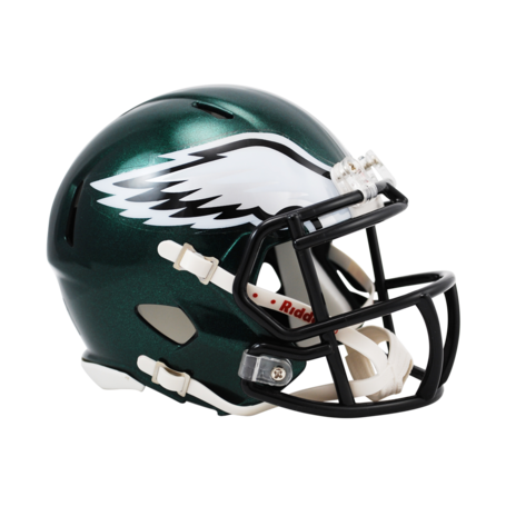 Philadelphia Eagles Replica Mini Speed Helmet