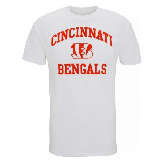 Cincinnati Bengals Large T-Shirt Graphique