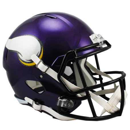 30236ff28 Minnesota Vikings Full Size Riddell Speed Replica Helmet