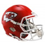 Kansas City Chiefs Full Size Riddell Speed-Replica-Helm