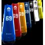 Dallas Cowboys Full Size Riddell Velocità Della Replica Del Casco