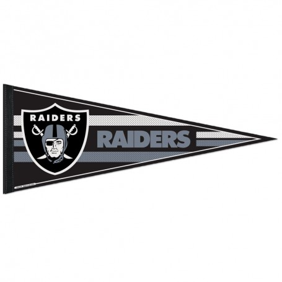 Los Oakland Raiders Clásico Banderín