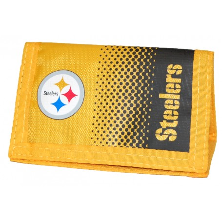 Pittsburgh Steelers Fade Wallet