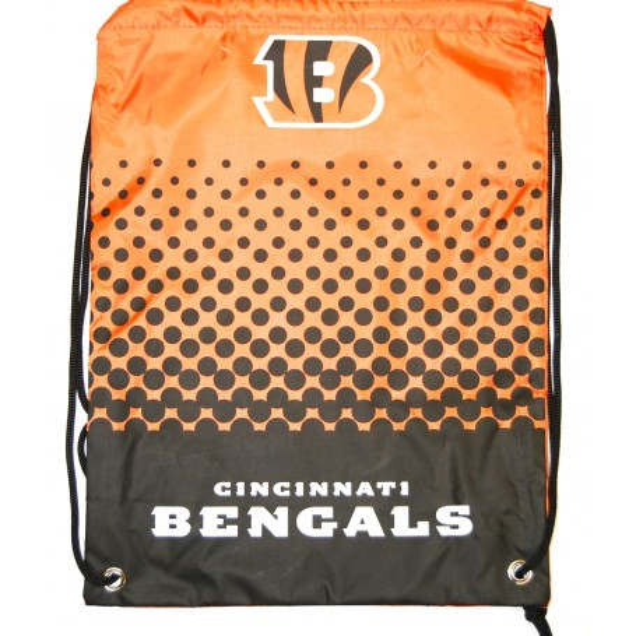 Cincinnati Bengals Fade Bolsa De Gimnasio