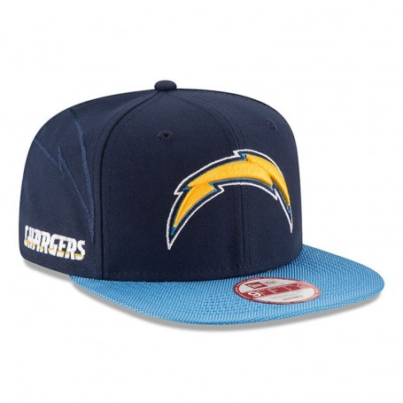Los Angeles Ladegeräte Seitenlinie Original-Fit 9Fifty Snapback