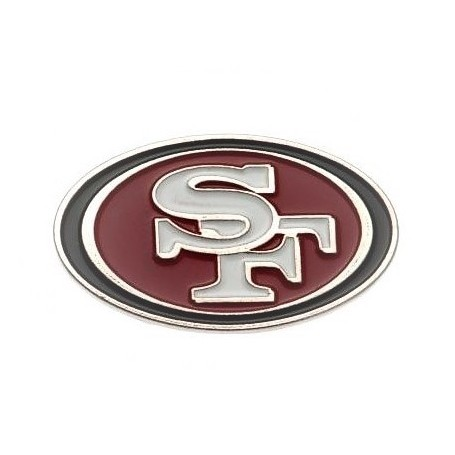 San Francisco 49ers Pin Badge
