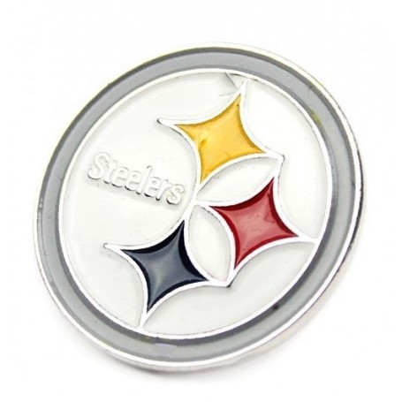 Steelers De Pittsburgh Pin Badge