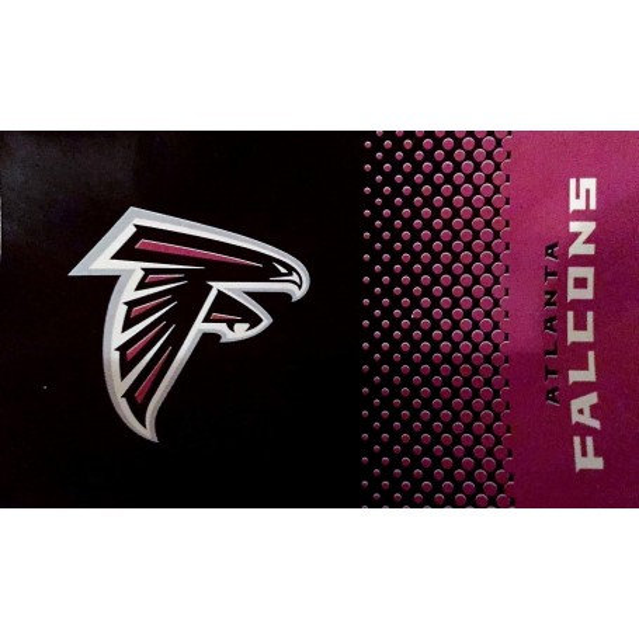 Atlanta Falcons Fade Bandiera