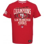 Super Bowl Retroceso T-Shirt - San Francisco 49ers