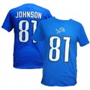 Detroit Lions Official Player T-Shirt