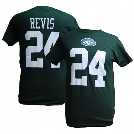 New York Jets Ufficiale Player T-Shirt