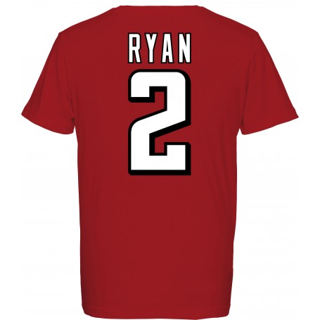 Atlanta Falcons Official Player Name And Number T-Shirt 3b210a53e
