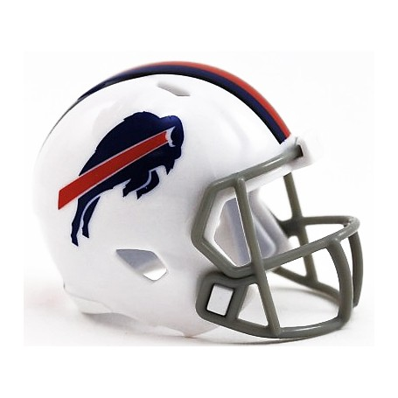 Buffalo Bills Riddell NFL Speed Pocket Pro Helmet