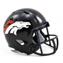 Denver Broncos Riddell NFL Speed Pocket Pro Helmet