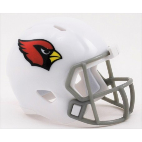 Cardenales de Arizona Riddell de la NFL Speed Pocket Pro Casco 49c43c79063