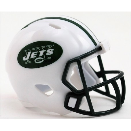 New York Jets Riddell NFL Velocità Pocket Pro Casco