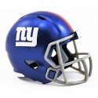 New York Giants Riddell NFL Velocità Pocket Pro Casco