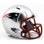 Les New England Patriots Riddell NFL de la Poche de Vitesse Pro Casque