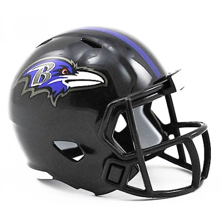 Riddell Baltimore Ravens NFL Speed Pocket Pro Helmet