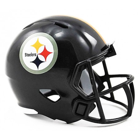 Pittsburgh Steelers NFL Velocità Pocket Pro Casco