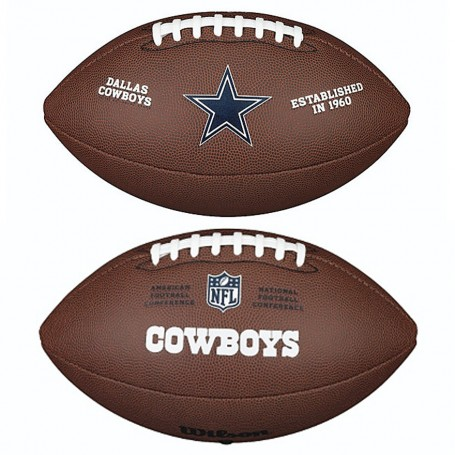Dallas Cowboys Wilson NFL Full Size Composite-Fußball