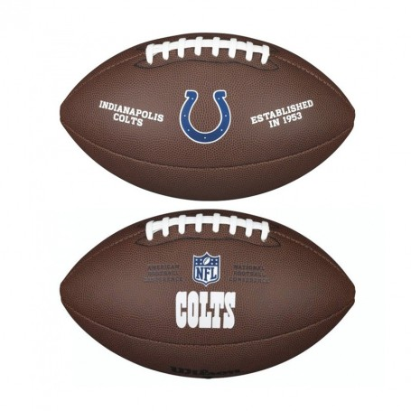 Indianapolis Colts Wilson NFL Full Size Composito di Calcio