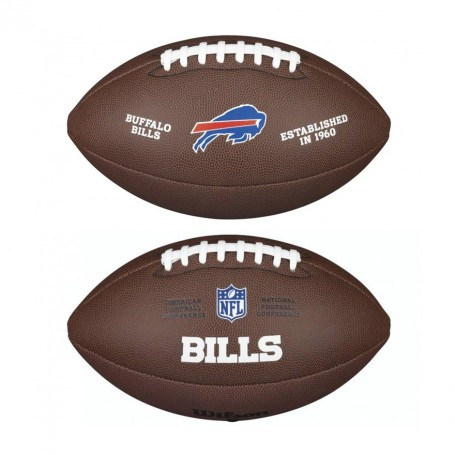 Buffalo Bills Wilson NFL Full Size Composite Football