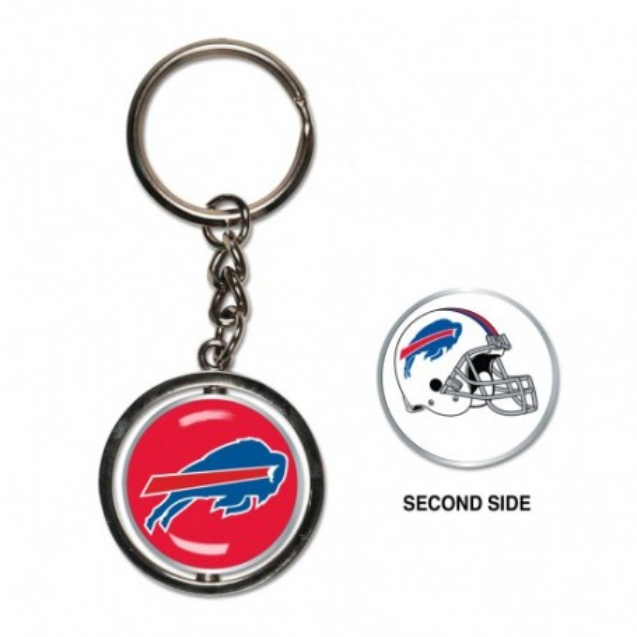 Buffalo Bills Spinner Portachiavi